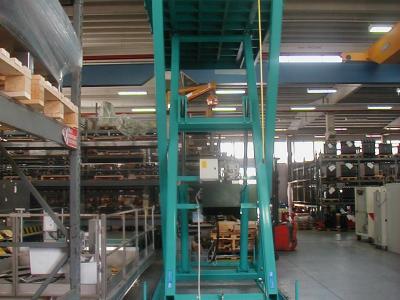 autolift 6 x 3 meter met 5 ton hefvermogen